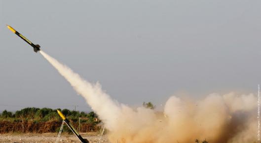 qassam-rocket