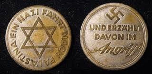 zionism-nazism